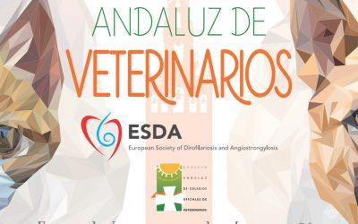 Estuvimos en el XV Congreso Andaluz Veterinario en Sevilla